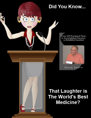 Laughter David Sahud